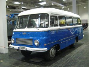 ciężarówka Robur
