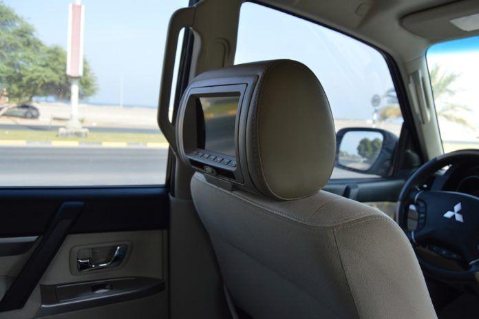 Kino w samochodzie