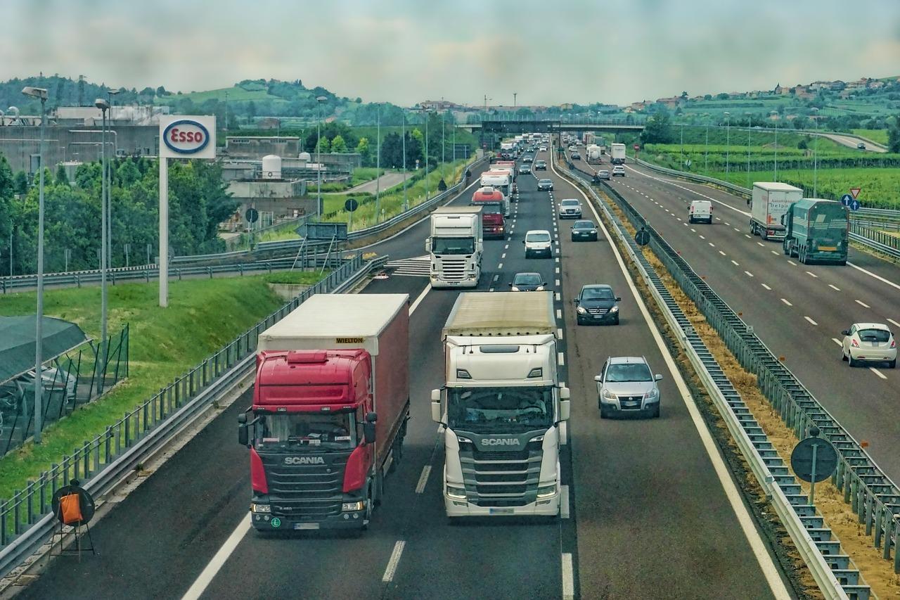 Jazda po autostradzie