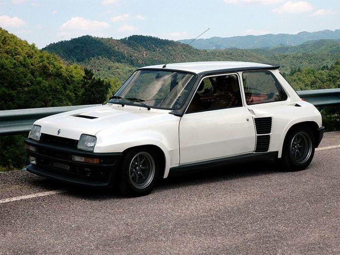 Renault 5 Turbo 1