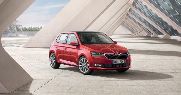 Nowa Škoda Fabia