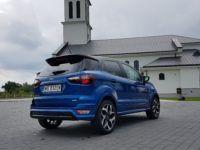 Ford EcoSport EcoBoost 140KM ST line – Babskim Okiem