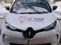 Renault ZOE trafia do oferty Traficar