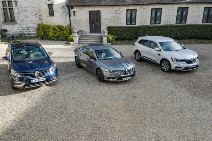 Topowe samochody Renault