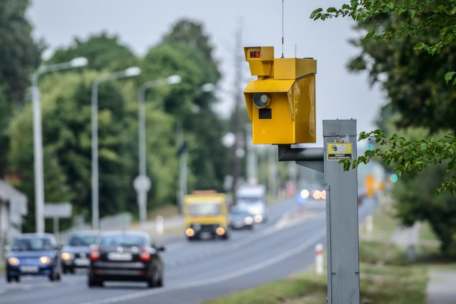 Nowe fotoradary na polskich drogach