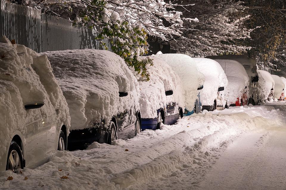 Mandaty zimą