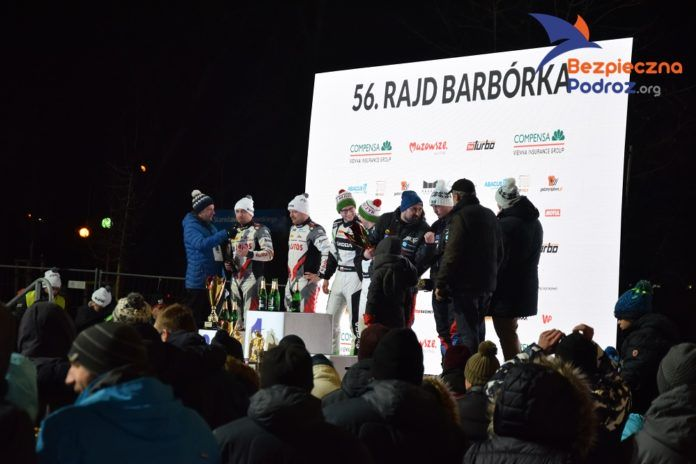 Rajd Barbórka 2018