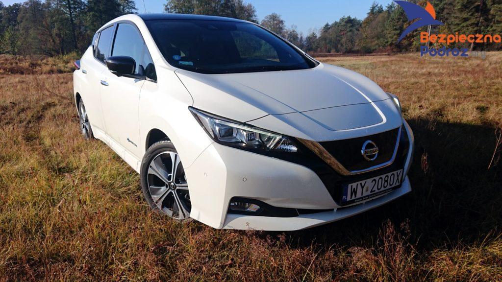 Samochód elektryczny Nissan Leaf