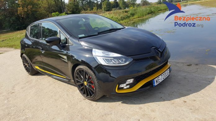 Bezpieczny Zakup Renault Clio RS Black 18 EDC