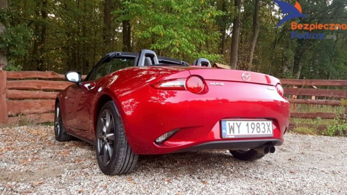 Bezpieczny Zakup Mazda MX-5 manual 160KM