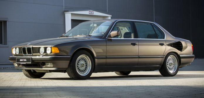 BMW V16 Goldfish