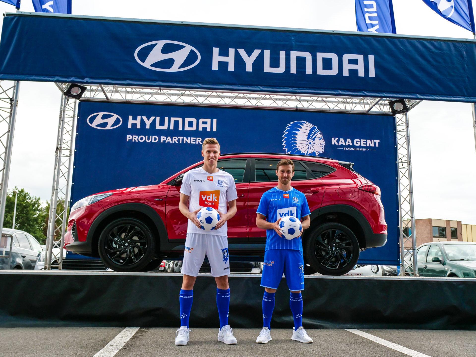Hyundai Belux