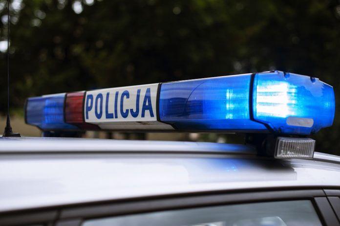 akcja policyjna EDWARD