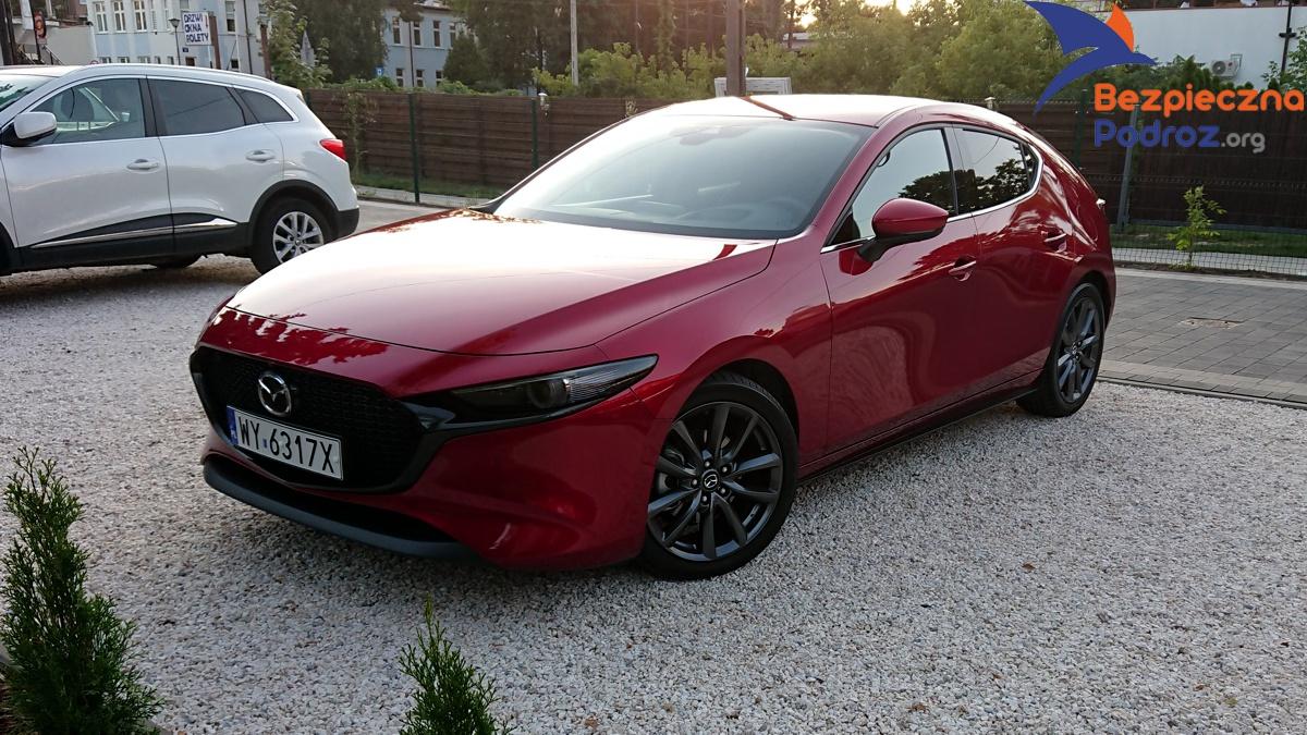 Mazda 3122KM SkyActiv
