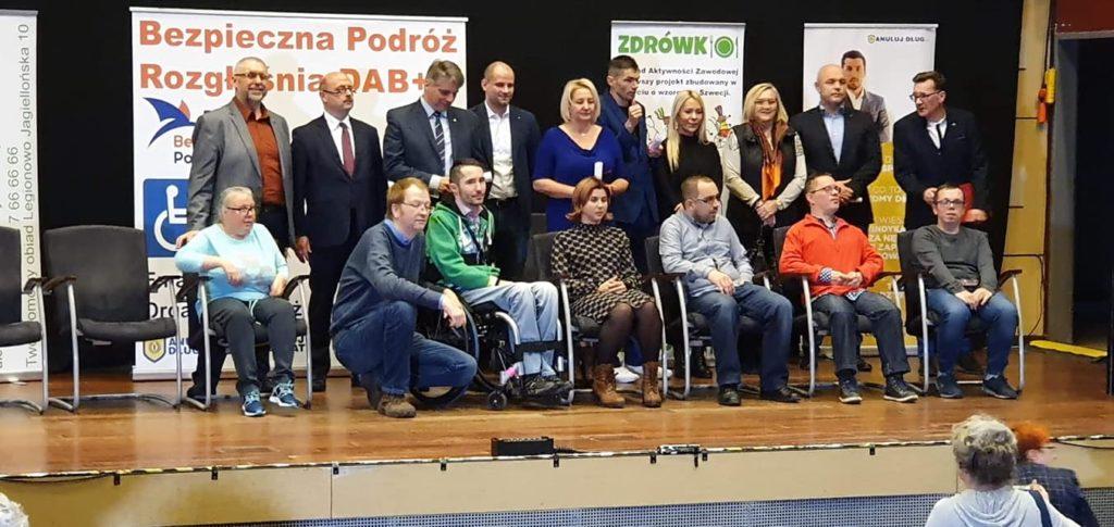 radio DAB+ pierwsza rozgłośnia przyjazna niepełnosprawnym
