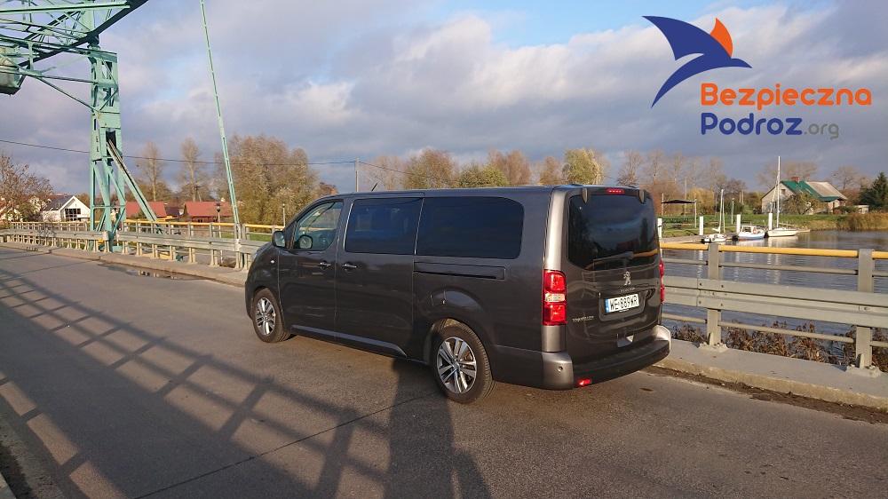 Peugeot Traveller 2.0 turbodiesel 180KM automat
