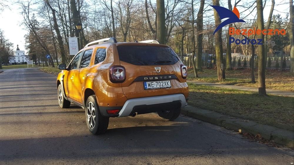 Dacia Duster1000 turbo benzyna 100KM