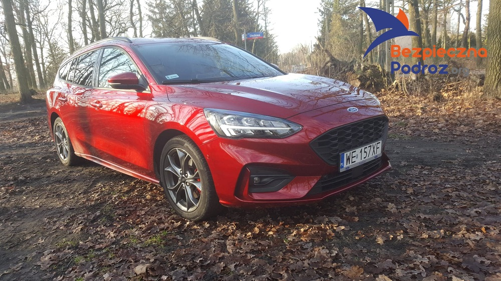 Ford Focus 1.5 turbo benzyna 150KM