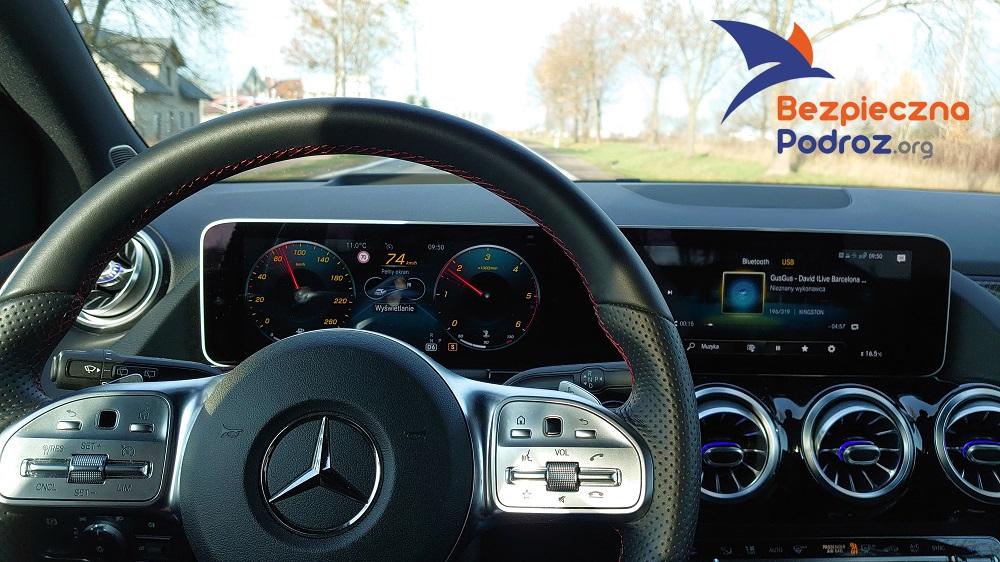 Mercedes B 200d 150KM automat