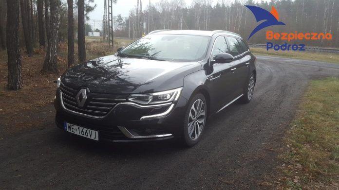 Renault Talisman 1.7 BlueDCi 150KM