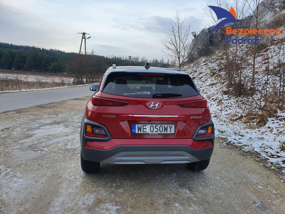 Hyundai Kona 1.6T-GDI 177 KM 7DCT