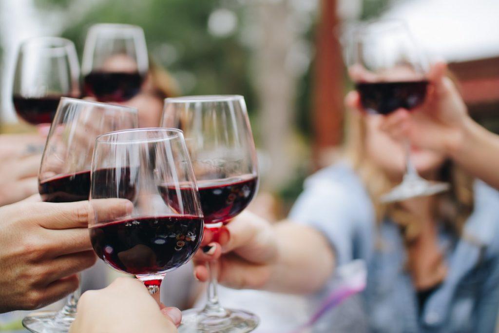 zdrowe odżywianie czy wino jest zdrowe