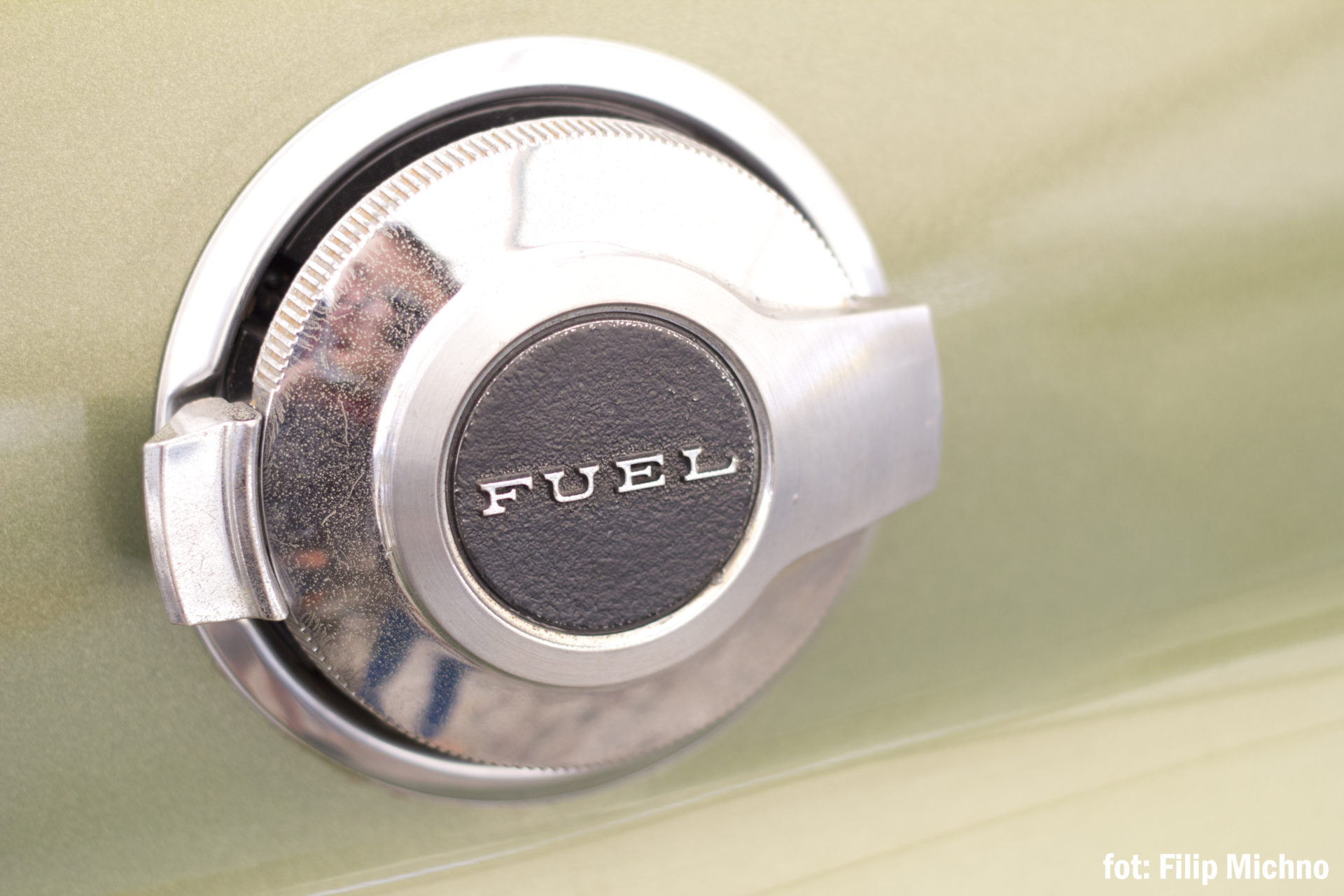 Ford Mustang Fuel