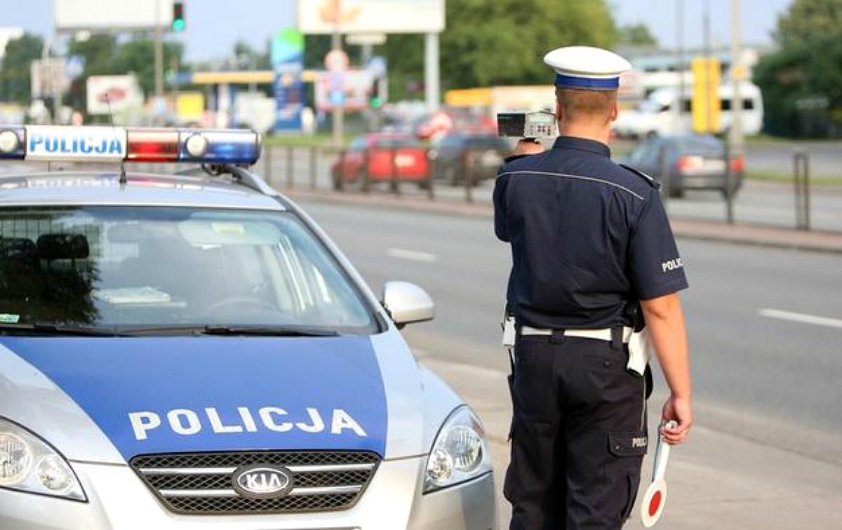 Ogólnoeuropejska akcja kontroli drogowych
