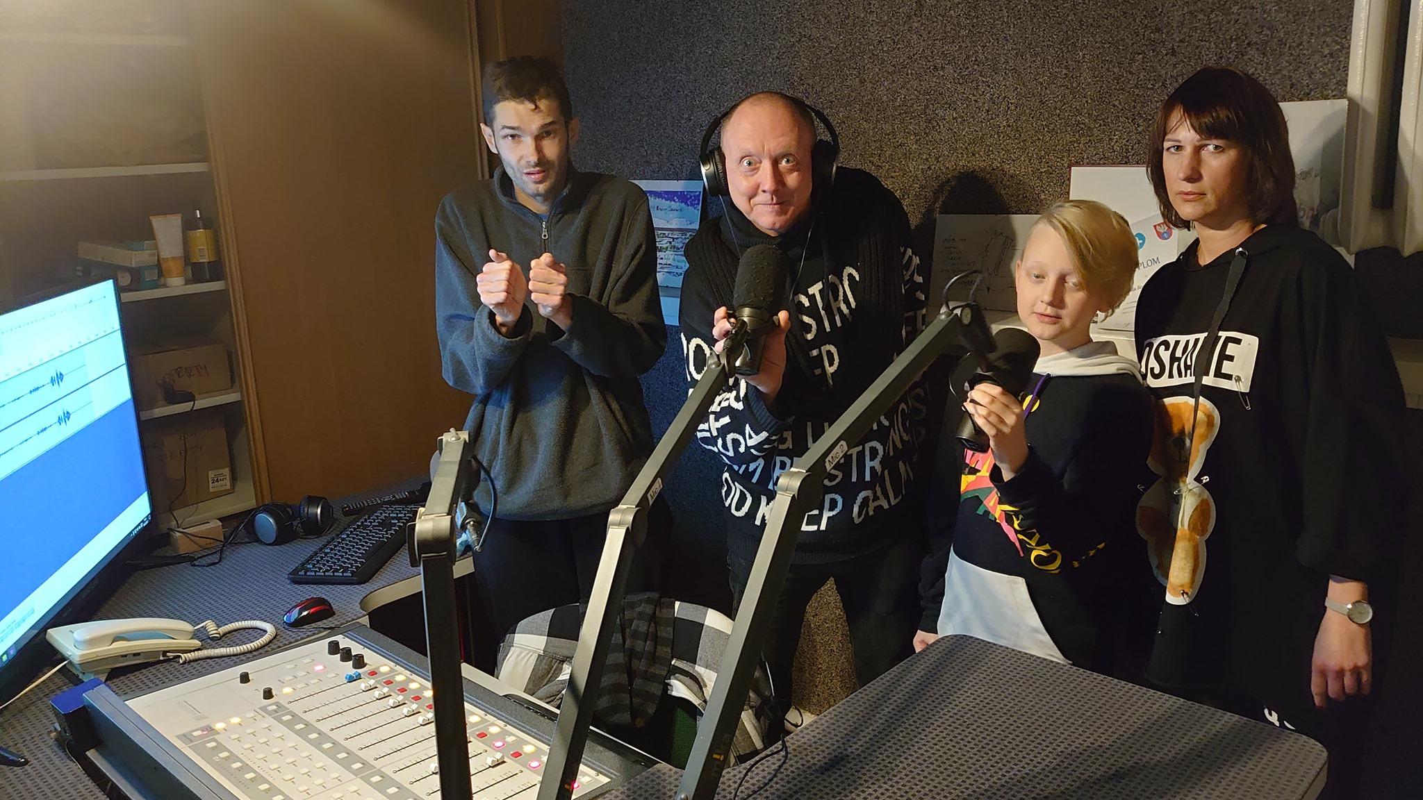 radio prowadzone przez osoby niepełnosprawne
