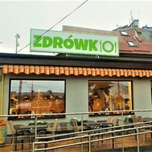 Restauracja Zdrówko 1