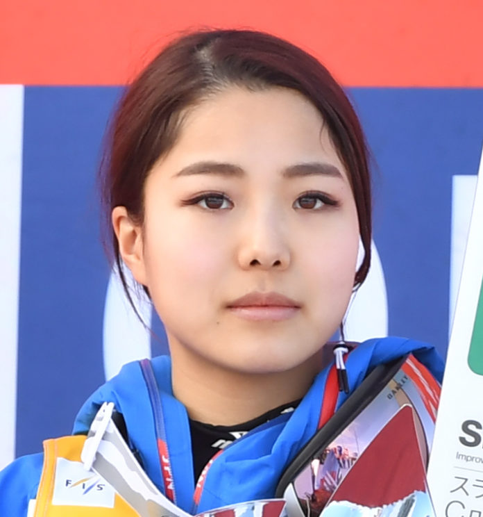 Skoki narciarskie kobiet