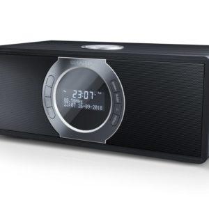 radio dab+ w domu firmy sharp