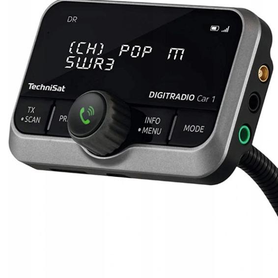 radio dab+ odbiornik - adapter
