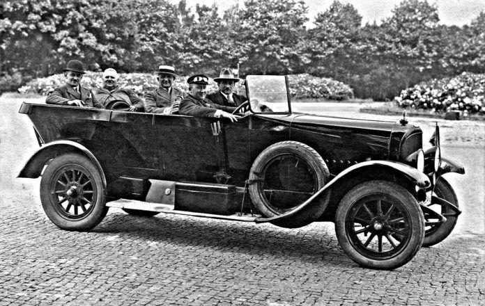 pierwsze prawo jazdy w Polsce