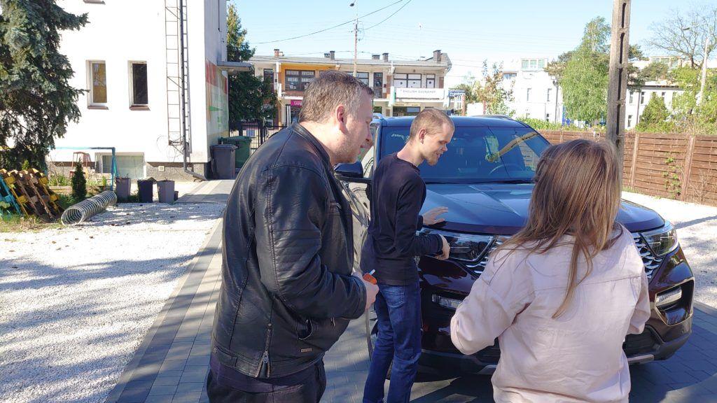 Radio prowadzone przez osoby niewidome Piotr Warachowski