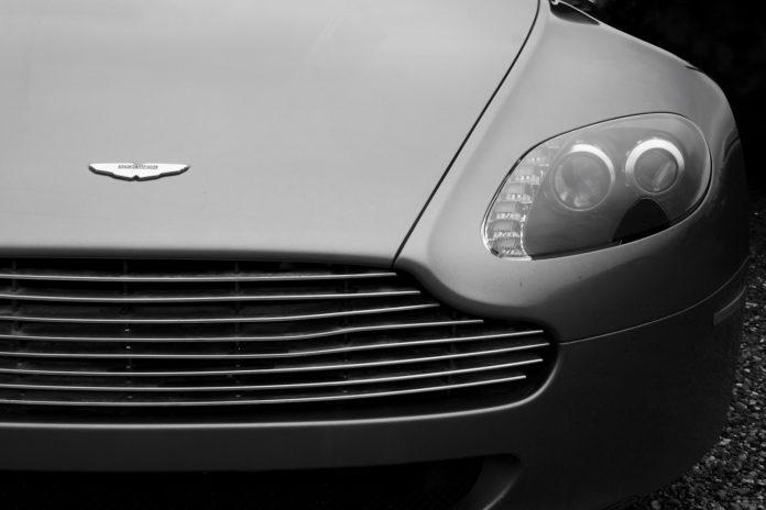 samochód Jamesa Bonda