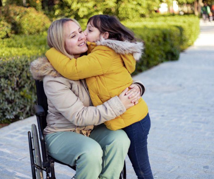 Mamy z niepełnosprawnością