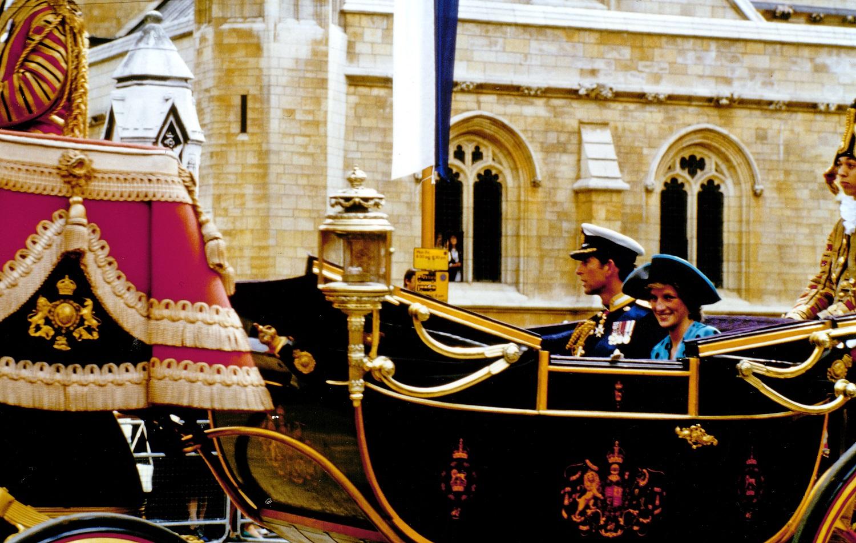 zaręczynowe auto księżnej diany