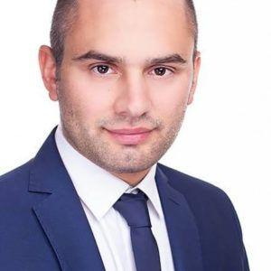 Białołęka radny Filip Pelc