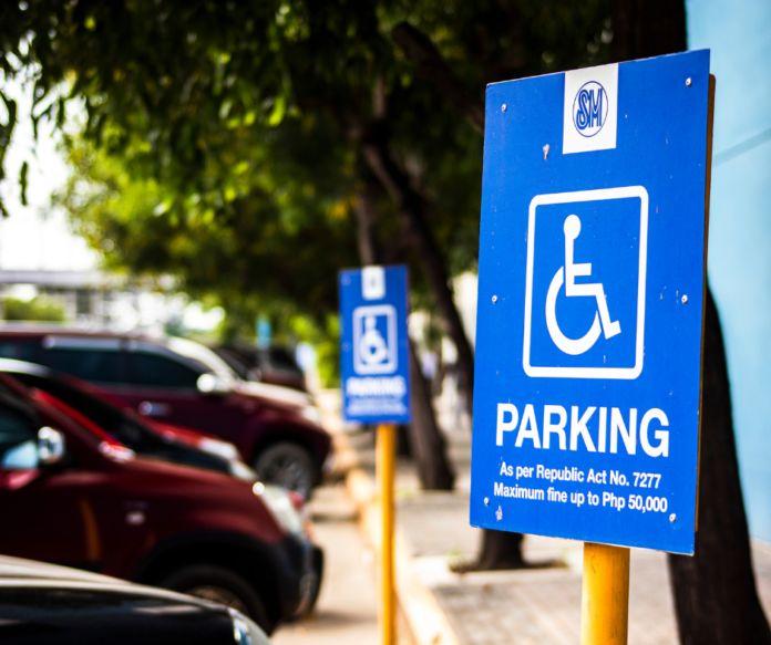 osoby niepełnosprawnej