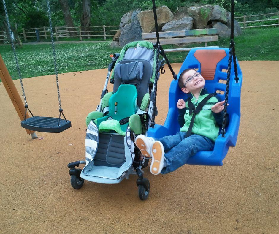 niepełnosprawnego dziecka