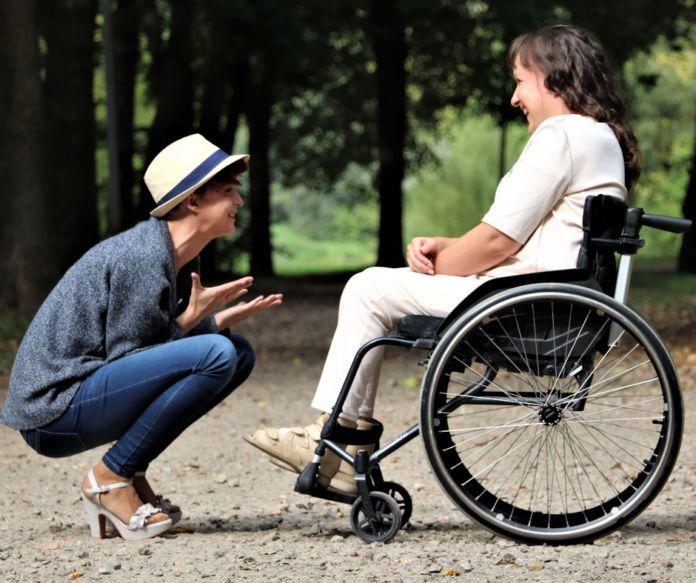 Opiekun osoby z niepełnosprawnością